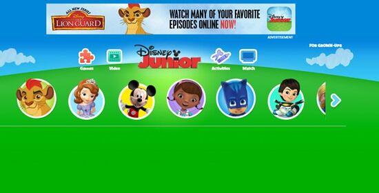 Disney Junior 3a539