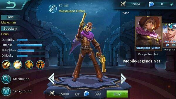 Clint F4d7e