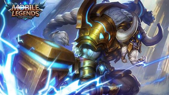 Hero Mobile Legends Wajib Rework Minotaur 8b2f8