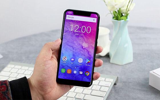 Smartphone Android Tiru Iphone X Oukitel U18 8cd71