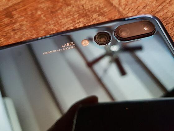 Harga Huawei P20 Pro 5 Efe39