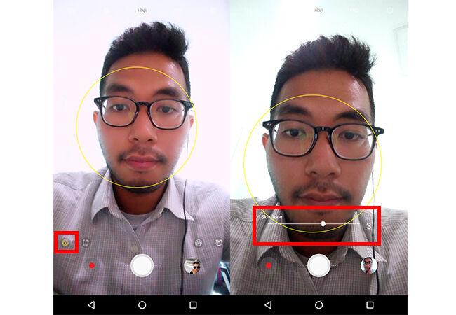 Kamera Galaxy S9 6 6d8b1