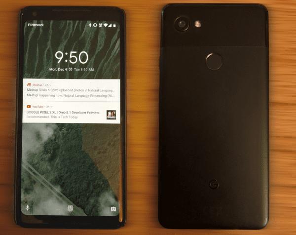 Google Pixel 2 Custom A49ed