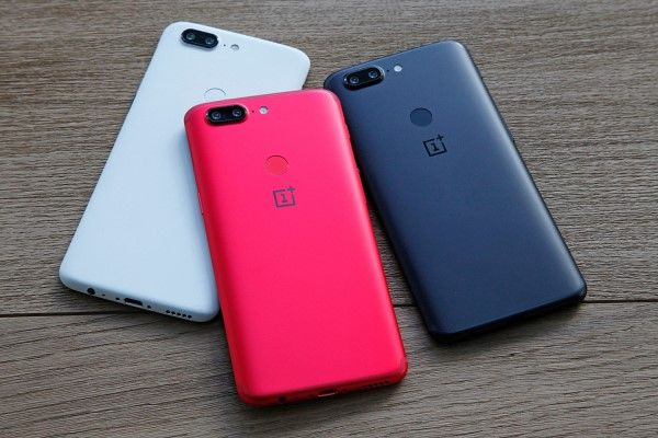 Oneplus 5t Red Custom 885a4