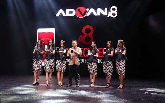 Smartphone Terlaris Di Indonesia 2017 Advan 136ff