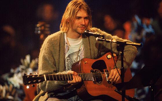 Font Unik Songwriter Font Kurt Cobain 7ebea