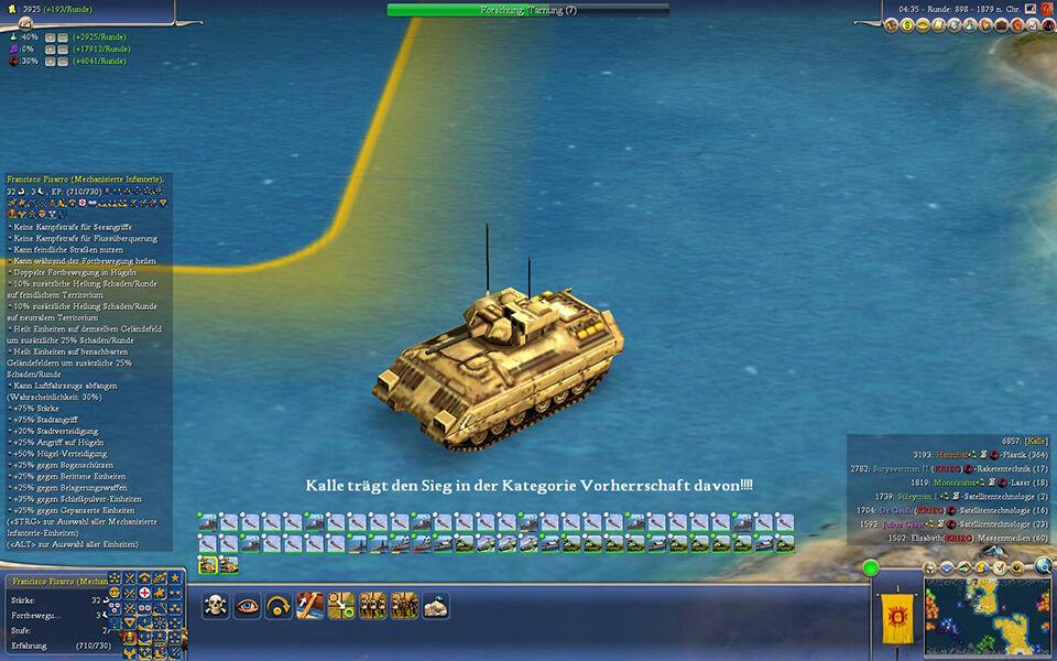 Civilization 4 Deity Victory Special Forces 1c1bd