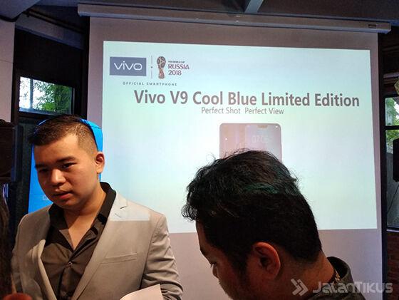 Vivo V9 Cool Blue Limited Edition 1 52c2e