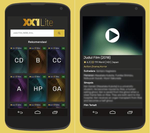 XX1 Lite 3.0.0 - JalanTikus.com