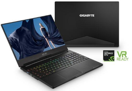 Gigabyte Aero 15xw Intel Coffee Lake 1 73d72