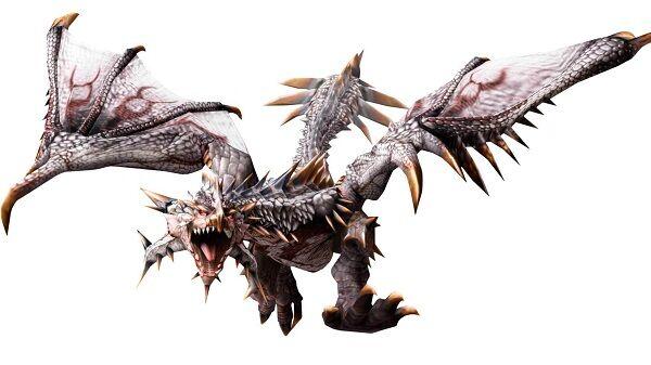 Hyper Silver Rathalos Monster Hunter Generations 7e894