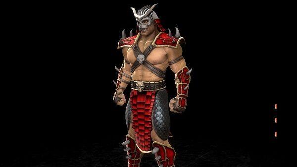 Shao Kahn Mortal Kombat 3 9a5c5