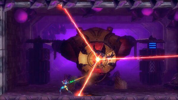 The Diggernaut Metroid Samus Returns Cc054