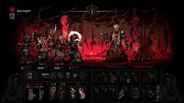 The Fanatic Darkest Dungeon The Crimson Court 8c5d1