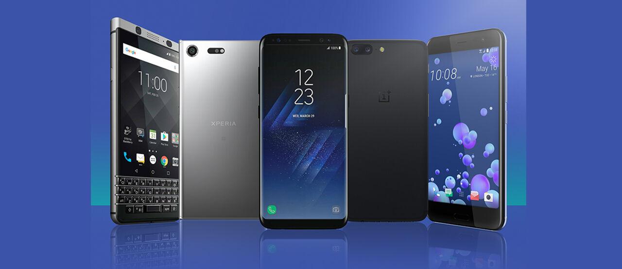 5 Smartphone Terbaik Yang Bisa Kamu Beli Tahun 2018 Jalantikus Com
