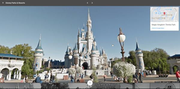Disneyland Street View 3 3a55d