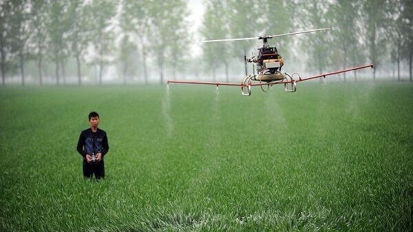 Drone Untuk Pertanian E0278