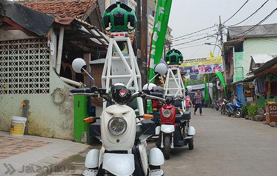 Street View Trekker Jalan Tikus 2 9699e