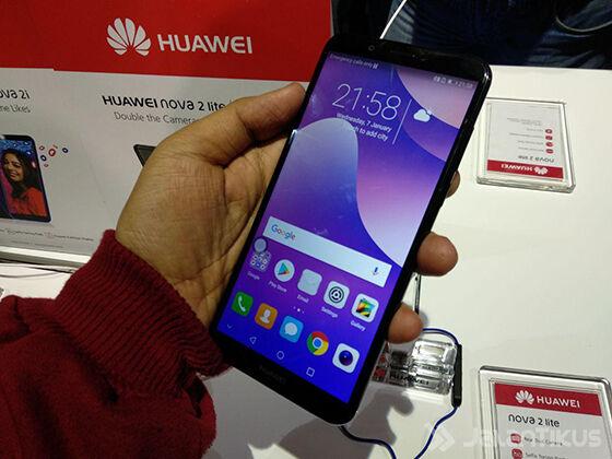 Bagian Depan Huawei Nova 2 Lite 72678