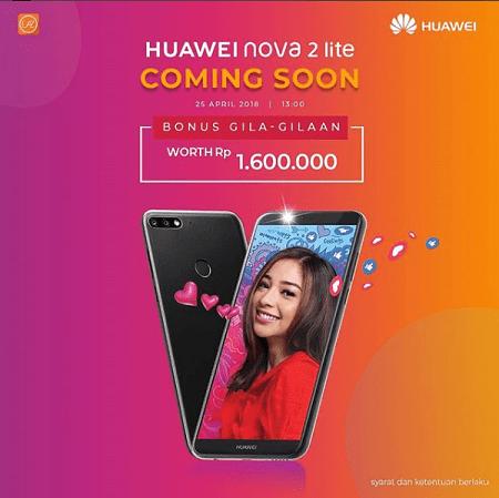 Pre Order Huawei Nova 2 Lite 3 Ce4d6