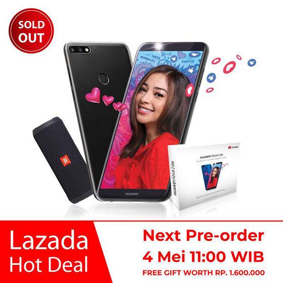 Pre Order Huawei Nova 2 Lite Cac5e