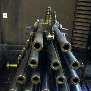 902px Polish Multiple Gun From XVI XVII Century 610x811 Picsay Ea211