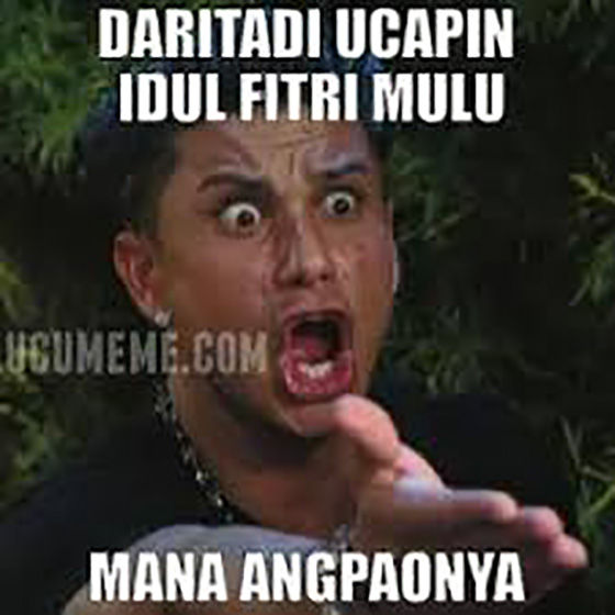 Meme Lebaran 10 52847