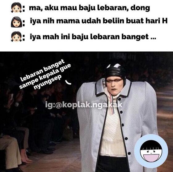 Meme Lebaran 9 F102b