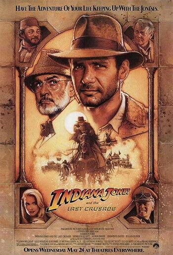 Indiana Jones And The Last Crusade 610x900 Picsay C1b3b