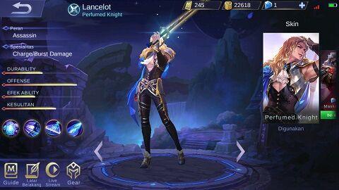 Lancelot Ba800