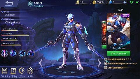 Saber 0323d