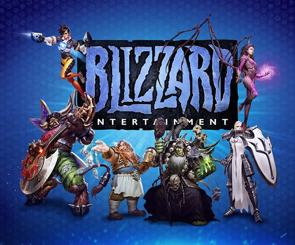 Blizzard Entertainment At EGX 2017 Bae81