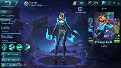 Karina D741d