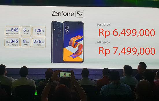 Asus Zenfone 5 Indonesia 8 C687a