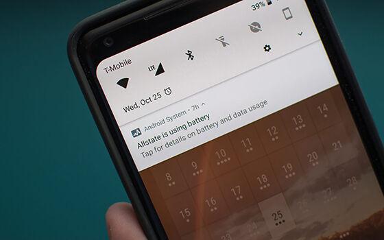 Wakelock Android Smartphone Ecf3f