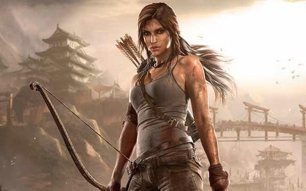 Lara Croft Picsay A9458