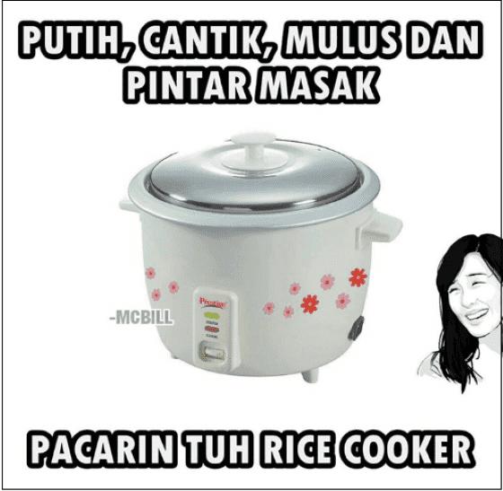 10 Meme Emak Dalam Rice Cooker Ini Kocak Abis 8 89d1b