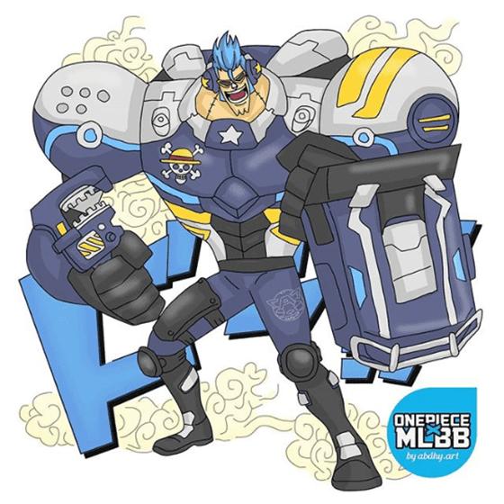 Fanart Hero Mobile Legends X One Piece 5 97dd4