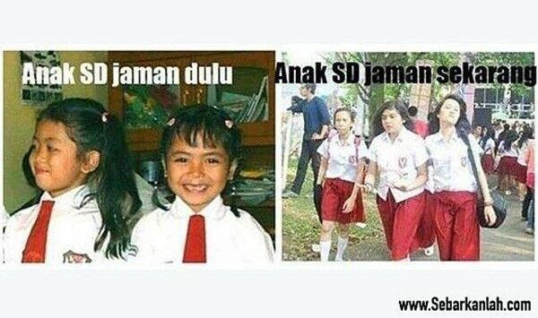 Meme Anak Sd Sudah Pacaran 5 50223