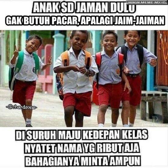 Meme Anak Sd Sudah Pacaran 9 Dda5e
