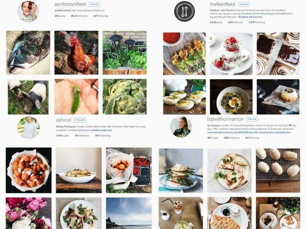Instagram Food Bdc22