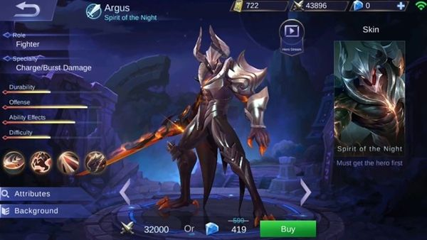 Argus Cf07f