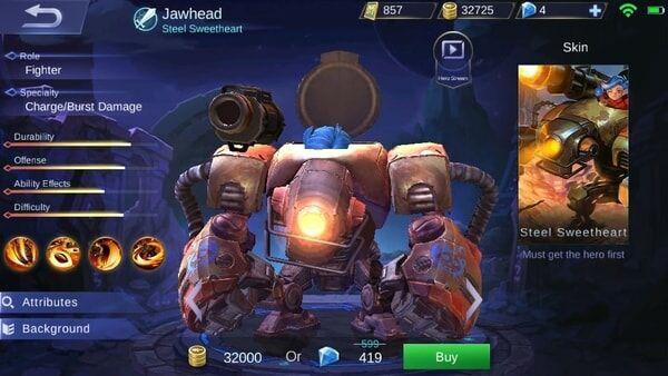 Jawhead 6977f
