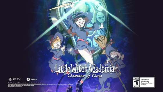 Review Game Ps4 Little Witch Academia Chamber Of Time 1 1062d