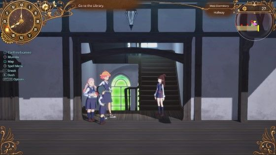 Review Game Ps4 Little Witch Academia Chamber Of Time 7 89886