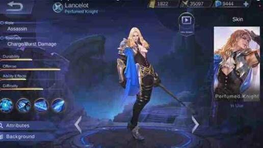 Lancelot 1e027