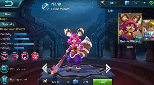 Nana F4a21