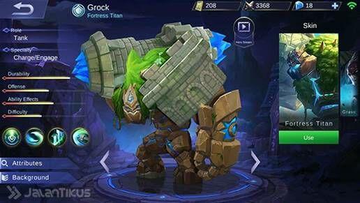 Grock D58ff