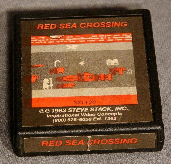 RedSeaCrossingCart Picsay Be075