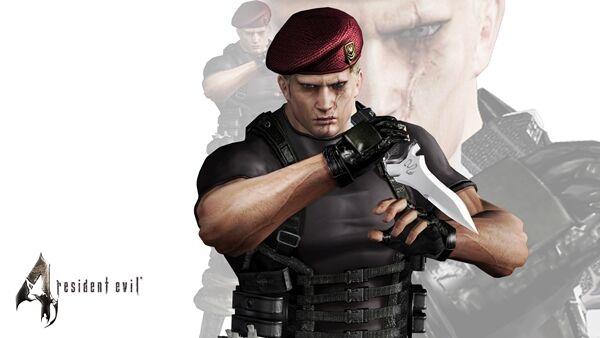 Jack Krauser Resident Evil 4 Ff98e